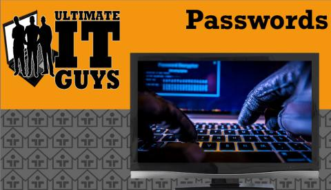 Ultimate IT Guys Passwords Webinar