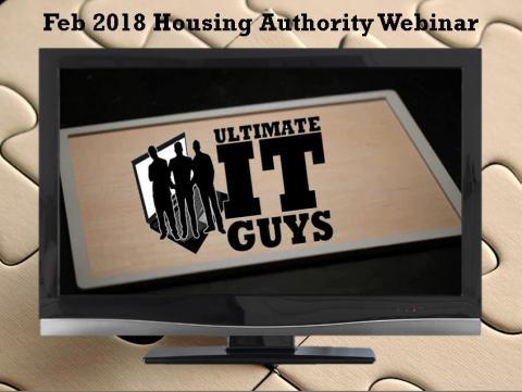 Housing Webinar Presentation February 2018