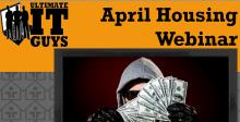 Housing Webinar April 2018