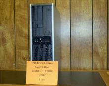 HP Windows 7 Desktop Refurbished $149
